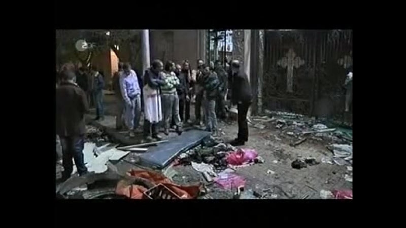 Christen werden in islamischen Länder verfolgt und getötet.