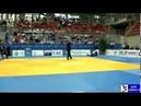 Judo 2012 European Championships Juniors Porec Kunitz GER Dmitrieva RUS 48kg rep