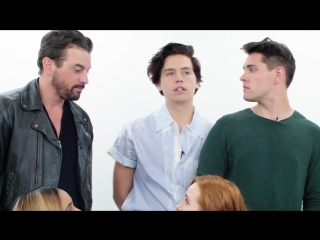 Riverdale Cast Answers the Webs Most Searched Questions