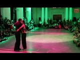 Bruno Tombari and Mariángeles Caamaño, 4, Belgrade Tango Encuentro 2013[1]