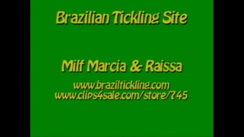 Brazil tickling compilation 1
