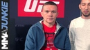 UFC Prague Petr Yan media day interview