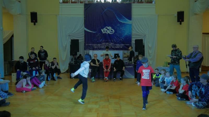 017ZKM Breaking 7-9 лет - Молния vs. Распутин vs. Эсфириус