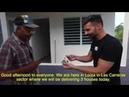 Ricky Martin entrega más hogares en Puerto Rico