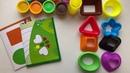 Набор для лепки из пластилина Play Doh