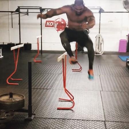 "Tony Sentmanat on Instagram: ""Explosive and speed work combined with heavy sled pushing _ _ fitnessmotivation fitnessjourney fitnessinspirati..."