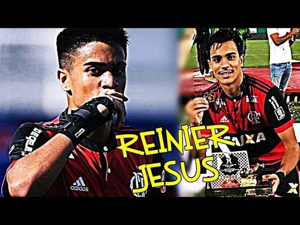 Reinier Jesus ● Nova Promessa - Flamengo 2018 HD