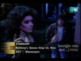 starship - nothings gonna stop us now mtv asia