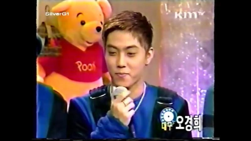 Sechs Kies Eun JiWon about Yang HyunSuk Smoke Of The Devil