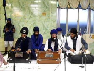 ₪ Sri Sarbloh Granth Kirtan - Bhai Sukhwinder Singh - Akali Darbar 17/09/11