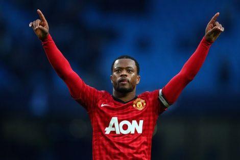 Агент Эвра: «Патрис, вероятнее всего, продлит договор с «Манчестер Юнайтед»
