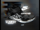 ACRONYM x Nike Air Presto Mid for TECHUNTER