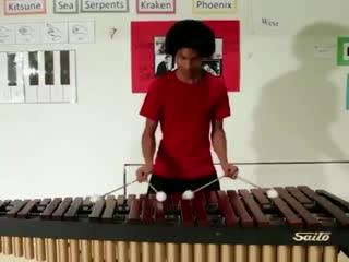 Super Mario Bros Theme Song Played by Aaron DeWayne