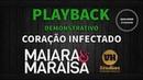 Maiara e Maraisa - Coração Infectado - Playback Standard Demo Versão VH Studios