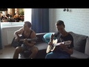 DS Lightning Kids aren't alright The Offspring acoustic cover