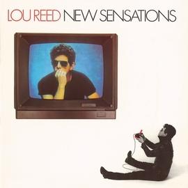 Lou Reed альбом New Sensations