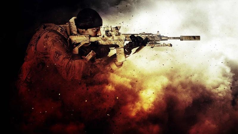 Новый проект Medal of Honor Warfighter музыкальное видео