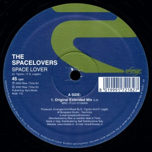 The Spacelovers