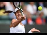 2014 Wimbledon Ana Ivanovic vs Sabine Lisicki PART 1 [FULL HD]