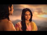 Ашиш Шарма и Малиракши Мандп в сериале Сита и Рама. Индия. Часть 1(усечённая копия)