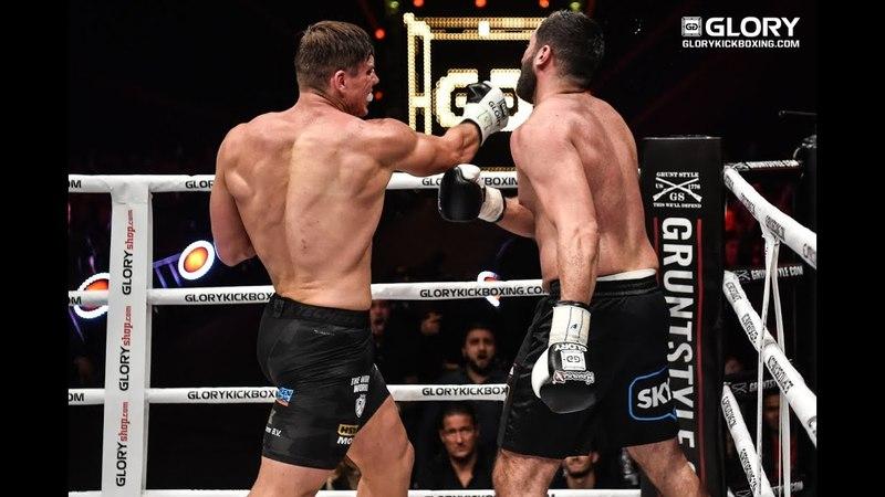 GLORY Redemption Rico Verhoeven vs Jamal Ben Saddik Heavyweight Title Match FULL FIGHT