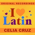 Celia Cruz альбом I Love Latin