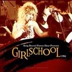 Girlschool альбом King Biscuit Flower Hour Presents