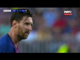 «Барселона» – ПСВ. 1:0. Лионель Месси