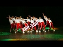 Большой коллектив детей танцует хип-хоп - это классно - дети танцуют школа Divadance