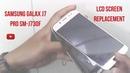 Samsung Galaxy j7 Pro SM J730F Lcd Screen Replacement