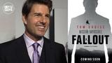 Mission Impossible Fallout Premiere - Tom Cruise, Henry Cavill, Rebecca Ferguson
