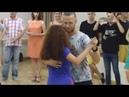 Игорь Зорин и Маргарита Голик танго на открытом уроке