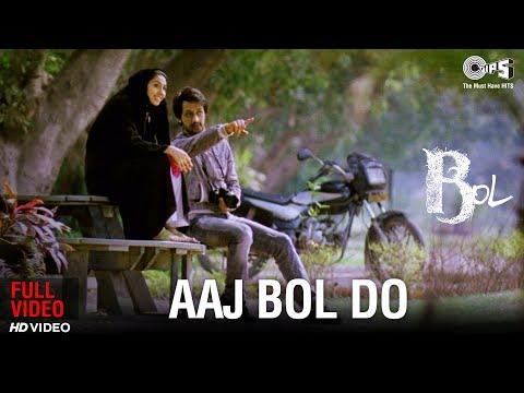 Kaho - Aaj Bol Do - Bol | Atif Aslam Mahira Khan | Atif Aslam Humaima Malick | Atif Aslam Hits