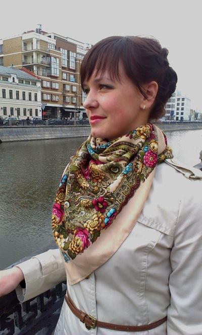 Мария Агафонова, 14 февраля 1989, Москва, id1305711
