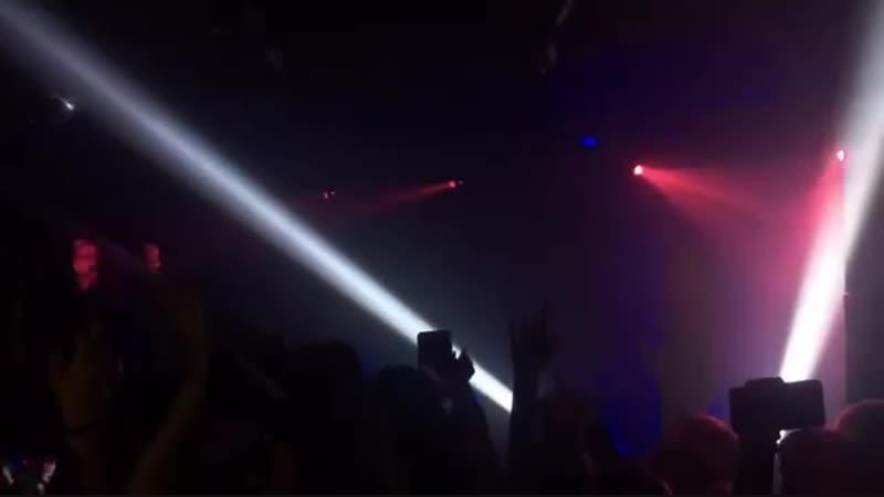 Chase Atlantic's performance in Birmingham 05/12/18
