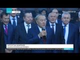 Мемлекет басшысы елорданың Астана қаласына көшуінің 20 жылдығына арналған бірнеше іс-шараға қатысты