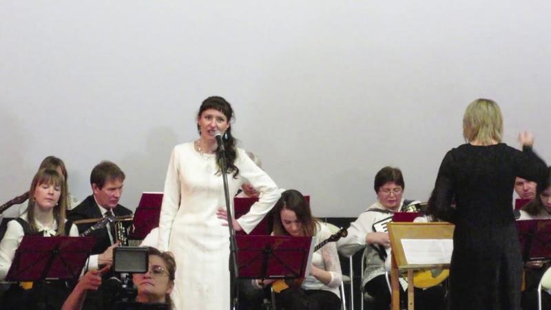 Юлия Аксёненко - А он мне нравится (В. Шаинский)