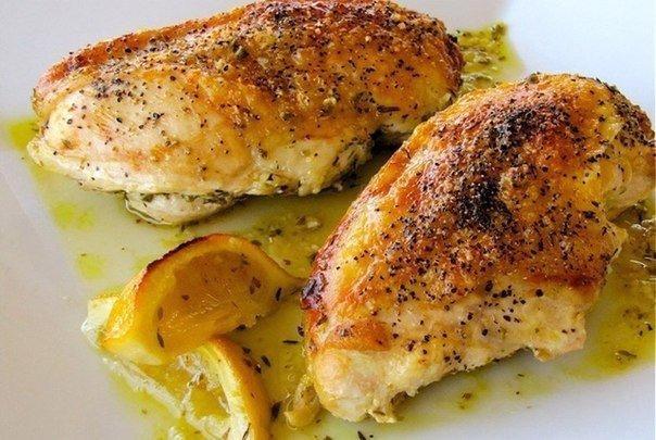 Мягонькая и сочная куриная грудка - готовьте это немедленно