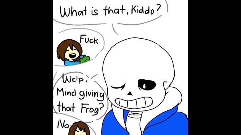 Frisk's Frog