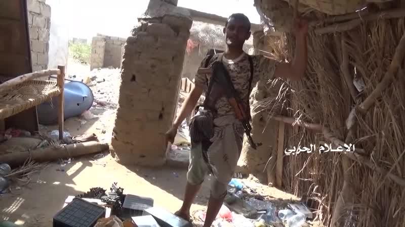 Υεμενίτες τσακίζουν τους Σαουδάραβες στη Χοντέιντα Yemenis destroy the Saudi army