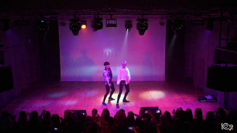 [K-POP MOTION 2019] NCT U (TEN x TAEYONG) - BABY DON'T STOP by ICom