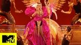 Nicki Minaj Performs Majesty, Barbie Dreams, Ganga Burn, FeFe MTV VMAs Live Performance