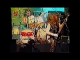 Destruction Sodom Tankard Rage Live - 1988