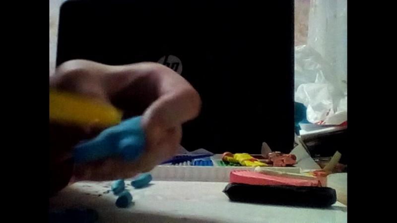 как делать из пластилина фнаф