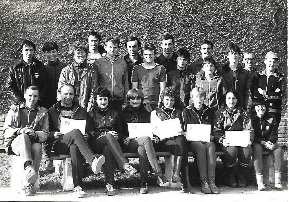 Сборная Гранита наМП1985 вАракуле