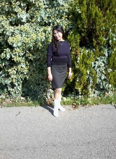 Dilya Khusnutdinova, 16 сентября , Москва, id161661302