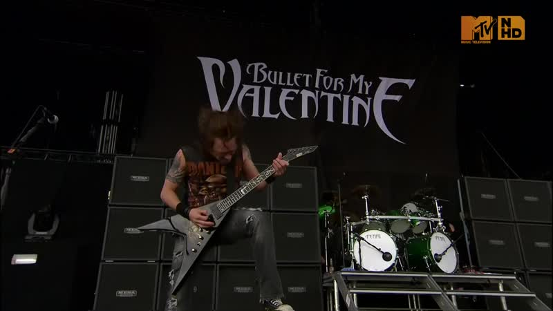 Bullet For My Valentine -Live Rock Am Ring 2010