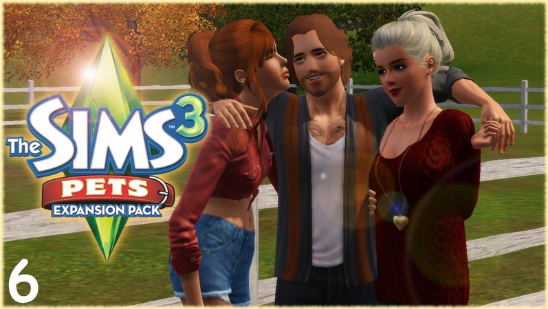 Let's Play: The Sims 3 Pets - (Part 6) - Adoption
