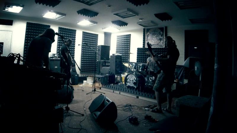 Crossbones' Creed - Репетиция
