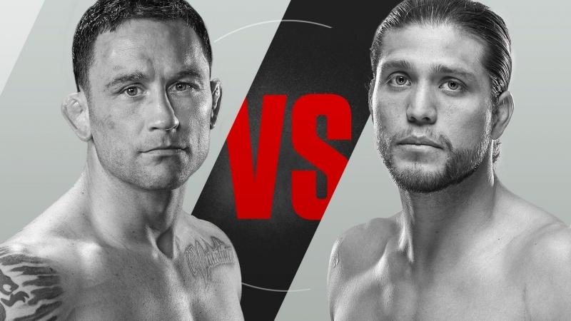 Брайан Ортега vs Фрэнки Эдгар Brian Ortega vs Frankie Edgar UFC 222